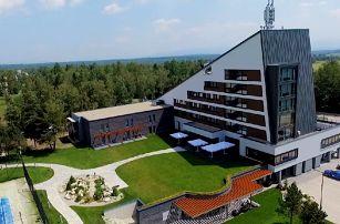 Slovensko - Vysoké Tatry na 4 dny, polopenze s dopravou vlastní
