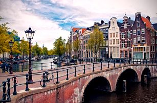 Valentýnský výlet do hříšného Amsterdamu pro dva | 3denní poznávací zájezd do Nizozemí