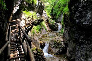 Kaňon Medvědí soutěska | Jednodenní zájezd do Rakouska