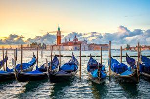 Benátské ostrovy | 1 noc se snídaní | 4denní poznávací zájezd do Itálie