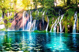 Plitvická jezera a Zagreb | 3denní poznávací zájezd do Chorvatska