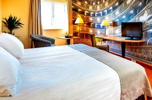 Pobyt v nadštandardnom pražskom hoteli Don Giovanni s raňajkami