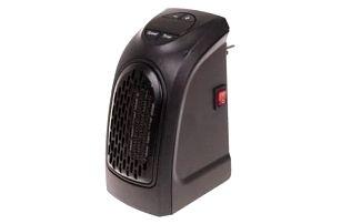 Teplovzdušný ventilátor do zásuvky 350 W