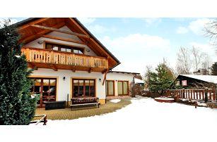 Odpočinek v rodinném penzionu v Lužických horách