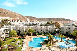 Kanárské ostrovy - Tenerife na 6 až 8 dní, polopenze, snídaně nebo bez stravy s dopravou letecky z Vídně nebo Budapeště