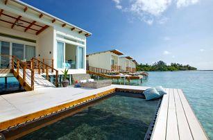 Maledivy - Jižní Atol Male na 10 dní, snídaně nebo bez stravy s dopravou letecky z Prahy přímo na pláži