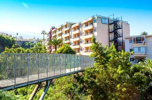 Kanárské ostrovy - Tenerife na 8 až 12 dní, plná penze nebo polopenze s dopravou krakov, letecky z Prahy nebo Vídně 2 km od pláže