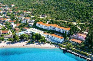 8–10denní Chorvatsko, Pelješac - Trpanj | Hotel Faraon*** přímo na pláži | Doprava -50% | All inclusive vč. nápojů | Bazén | Dítě zdarma | Autobusem nebo vlastní doprava