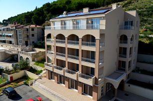 8–10denní Chorvatsko, Drvenik | Hotel Drvenik Palace*** 50 m od pláže | Doprava -50% | Klimatizace | Polopenze, doprava vlastní nebo autobusem