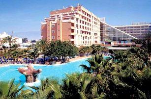 Španělsko - Costa de Almeria na 9 až 15 dní, polopenze s dopravou letecky z Prahy 30 m od pláže
