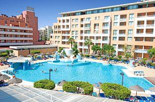 Španělsko - Andalusie na 9 až 15 dní, plná penze nebo polopenze s dopravou letecky z Prahy 150 m od pláže