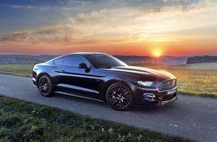 Jízda ve Ford Mustang GT Praha