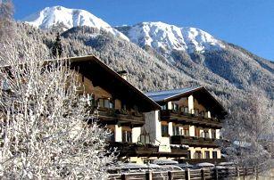 Rakousko - Stubaital na 4 až 6 dní, bez stravy s dopravou vlastní