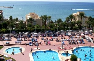 Španělsko - Costa Del Sol na 8 až 12 dní, plná penze, polopenze, snídaně nebo bez stravy s dopravou letecky z Prahy 150 m od pláže