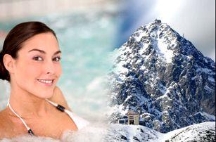 Tatry v oblíbeném hotelu Lesana s polopenzí, neomezeným wellness i novým bazénem