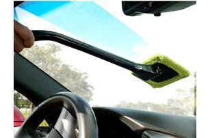 Jen 99 Kč za revoluční čisticí stěrku z mikrovlákna na sklo Vašeho auta!