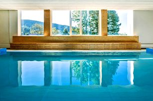 Dovolená v klidu Šumavy s polopenzí a bazénem