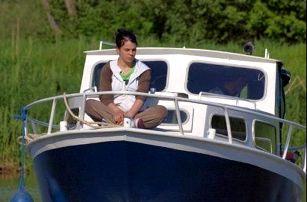 Výborný dárek: 3-denní plavba po Baťově kanálu na lodi pod Vašim velením