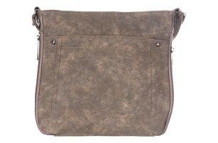 Tapple Dámská kabelka crossbody oboustranné zipy