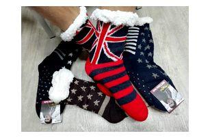 Hřejivé pánské ponožky America
