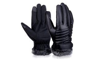 Pánské zimní zateplené rukavice - 2 varianty