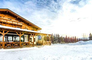 Horský wellness pobyt*** s lyžovaním a bežkovaním na hrebeni Beskýd