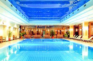 Budapešť v luxusním resortu s wellness