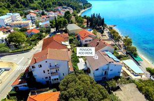 Chorvatsko - Gradac na 10 dní, polopenze s dopravou autobusem