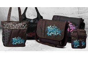 Dámské tašky Alpine Pro v mnoha stylech