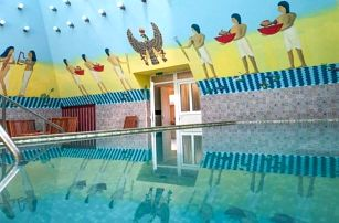 Maďarský Demjén s termálními bazény + sauna