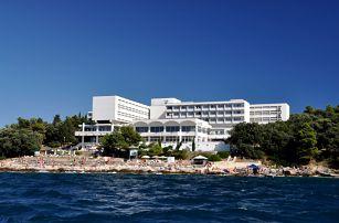 8–10denní Chorvatsko, Pula | Hotel Brioni** 50 m od pláže | Dítě zdarma | Bazén | Polopenze | Autobusem nebo vlastní doprava