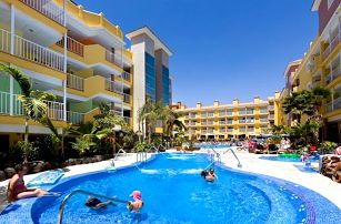 Kanárské ostrovy - Fuerteventura na 8 až 15 dní, all inclusive s dopravou letecky z Prahy 400 m od pláže