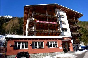 Rakousko - Tyrolsko na 4 až 5 dní, polopenze nebo bez stravy s dopravou vlastní