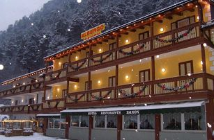 Lyžování Itálie, Jižní Tyrolsko - Hotel Zanon