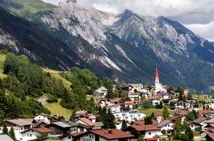 Lyžování Rakousko, Tyrolsko - Hotel Schwarzer Adler