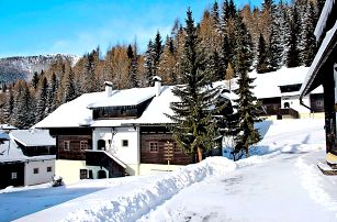 Lyžování Rakousko, Korutany - Prázdninová vesnička Kirchleitn Grosswild