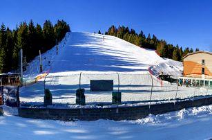 Rodinný lyžiarsky pobyt priamo na svahu aj so skipasmi v Hoteli Brezovica