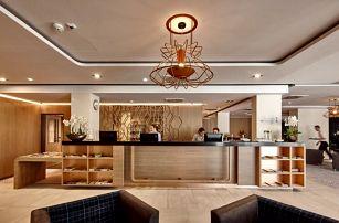 Lenti v novém Thermal Hotel Balance propojeném s termálními lázněmi a