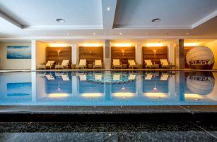 Szentgotthárd, luxusní Gotthard Therme Hotel s polopenzí a chodbou pří