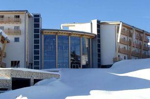 Lyžování Itálie, Skirama Dolomiti Adamello Brenta - Hotel Le Blanc