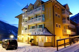Lyžování Itálie, Skirama Dolomiti Adamello Brenta - Hotel Europa