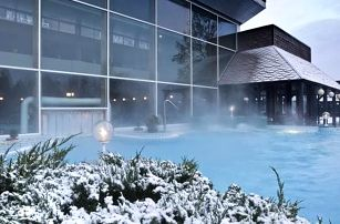 Danubius Health Spa Resort Bük**** all inclusive a neomezené wellness