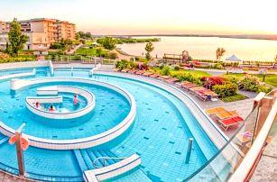 Maďarsko: luxusní wellness u jezera Velence