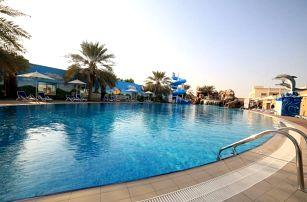 Spojené arabské emiráty - Umm al-Quwain na 4 až 12 dní, snídaně s dopravou letecky z Prahy