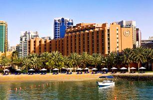 Spojené arabské emiráty - Abu Dhabi na 4 až 5 dní, polopenze nebo snídaně s dopravou letecky z Prahy přímo na pláži
