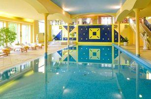 Praha luxusně v TOP HOTELU Praha **** s polopenzí a neomezeným wellness + sleva