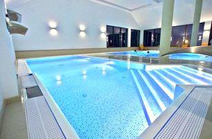 Polsko luxusně s wellness + až 10 procedur