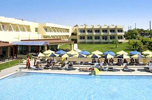 Řecko - Rhodos na 8 až 15 dní, all inclusive s dopravou letecky z Prahy nebo  Katowic, 150 m od pláže
