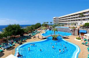 Kanárské ostrovy - Tenerife na 6 až 8 dní, snídaně nebo bez stravy s dopravou letecky z Budapeště 150 m od pláže