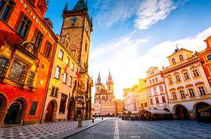 Praha stověžatá v hostelu nedaleko historického centra s bowlingem zdarma + snídaně, nebo polopenze